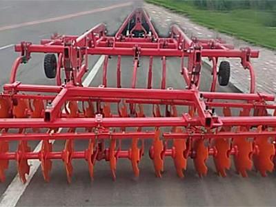 農墾巨豐1ZS-350復式少聯合整地機