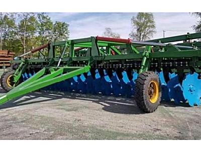 農墾巨豐1BJ-6.5高速耙