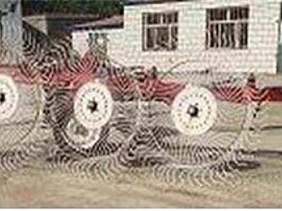 綏化雙北9L-5.5指輪式摟草機