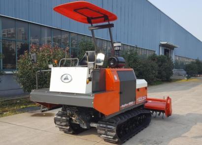 豐源1GZL200自走履帶式旋耕機