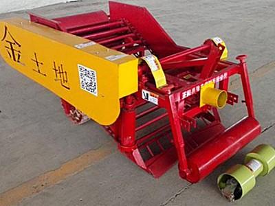 正陽豫豐4HW-2(810)型花生挖掘機