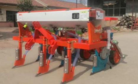 寧津澤豐2BMYF-3玉米免耕施肥播種機