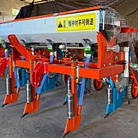 澤豐2BMYF-4玉米播種機