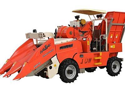 金達威4YZP-2C自走式玉米收獲機