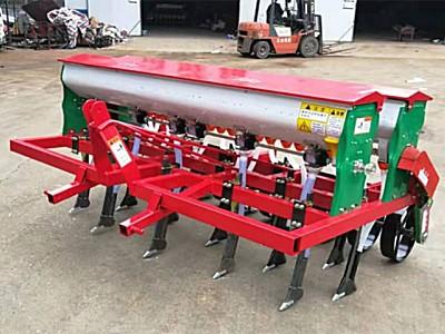 济宁海农2BF-10小麦施肥播种机