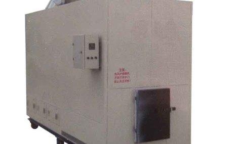 湘源金穗5LS-410型生物質成型燃料熱風爐