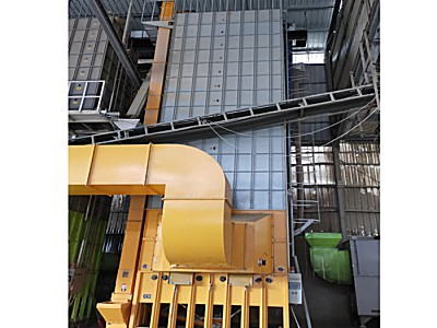 安徽華谷5HXG-21批式循環谷物干燥機