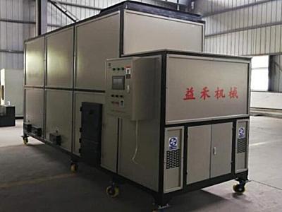 安徽益禾5LHS-80生物質成型燃料熱風爐