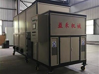 安徽益禾5LHS-50生物質成型燃料熱風爐