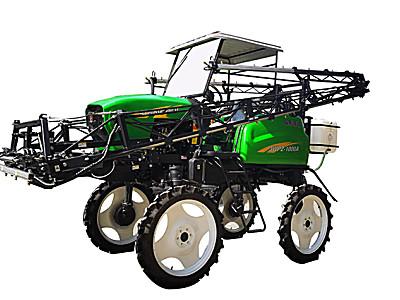 山東祥瑞山東祥瑞3WPZ-1000A型自走式噴桿噴霧機