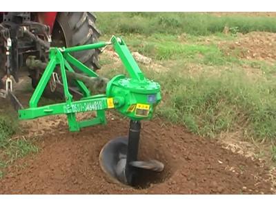 大华宝来WKJ-60型植树挖坑机(弯臂)