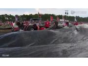 2014年场面震撼的欧洲杯拖拉机拉力赛(6)