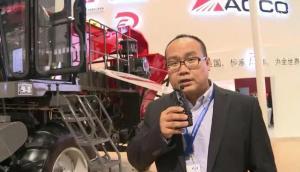 2015中國國際農業機械展覽會——愛科中國1