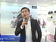 2015中国国际农业机械展览会——特瑞堡轮胎