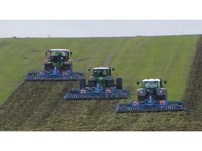 德国LEMKEN多功能整地机卡拉特-雷肯农业机械(青岛)有限公司
