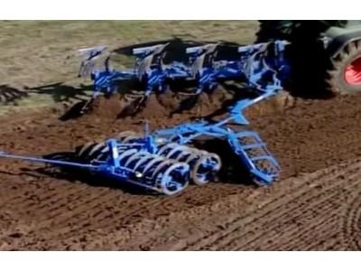 德国LEMKEN悬挂式翻转犁-雷肯农业机械(青岛)有限公司
