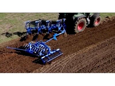 Vario_Pack合墒器配备碎土器作业视频—雷肯农业机械(青岛)有限公司