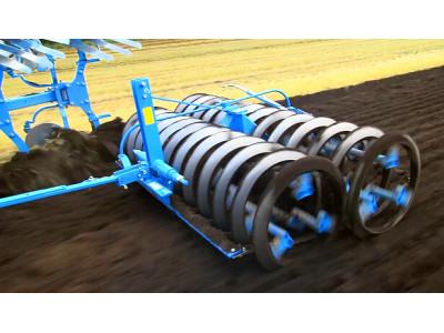 VarioPack合墒器与优威尔作业视频—雷肯农业机械(青岛)有限公司