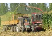 新疆牧神9QSZ-3000玉米青(黄)贮收获机作业视频