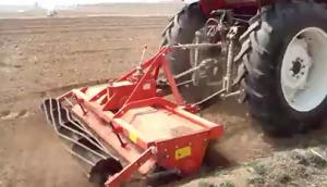 西安亞澳1GKNB-220花輥多功能變速旋耕機作業視頻