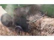 世达尔9YFQ-1.8(THB3060)方捆机打麦草作业视频