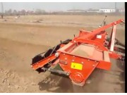西安亚澳变速旋耕机作业视频