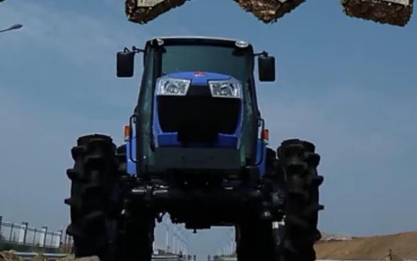 东风井关拖拉机_T954 & T804 介绍视频