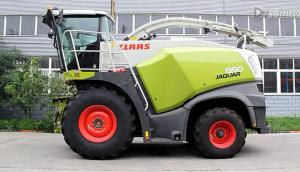 科乐收_(CLAAS) JAGUAR 800 系列青贮收获机空调使用视频