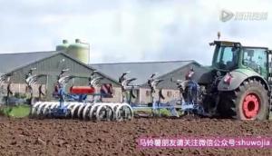 芬特828 516C德国LEMKEN翻地 AVRMultivator MiedemaCP42P马铃薯种植机