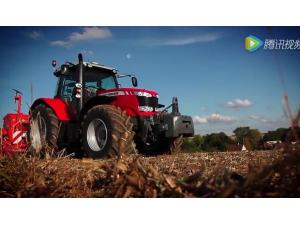爱科麦赛福格森大马力拖拉机MF7700系列产品介绍