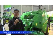 2016中国农机展—约翰迪尔(中国)投资有限公司(一)