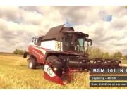 Rostselmash-罗斯特收割机产品宣传