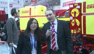 2016中國農機展—格立莫農業機械(北京)有限公司