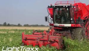 德國荷馬(holmer)Exxact-LightTraxx六行自走式甜菜收獲機