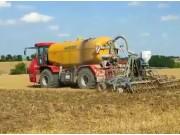 德国荷马(HOLMER)Terra_Variant_600液体肥料车作业视频