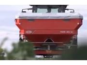 庫恩AXIS系列撒肥機作業視頻