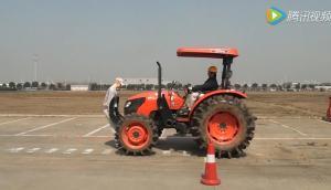 拖拉機、收割機、插秧機變速錯誤操作體驗【安全視頻】