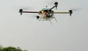開弓3WHX-10產品展示 - 珠海市皓翔飛行器有限公司