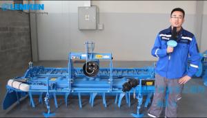 奇康動力驅動耙產品介紹--雷肯農業機械(青島)有限公司