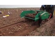 希森天成4UX-165马铃薯收获机作业视频