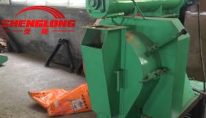曲阜圣隆SL-250環模顆粒機作業視頻