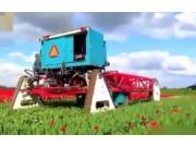 大型国外农机机械精彩作业视频