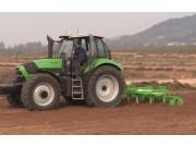 道依茨法尔机械有限公司农机具产品演示