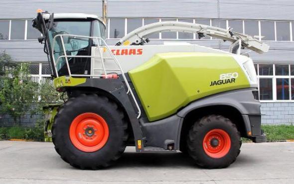科乐收JAGUAR 800系列青贮机空调使用注意事项