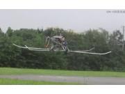 萬戶UH-100農用無人機作業視頻