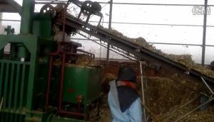圣隆玉米秸秆液压青贮打包机