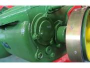 变速箱保养--春雨4LZ-7小麦收获机的调整保养