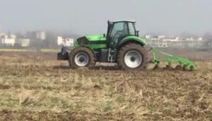 英格索蘭1SZL-300深松中耕聯合整地機作業視頻
