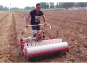 康博2BS-JT10精密蔬菜播种机-作业视频