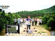 高科新農德美特M234多旋翼農用無人機作業視頻